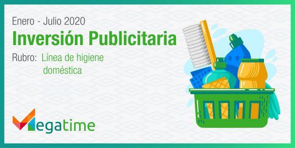 inversión publicitaria higiene doméstica